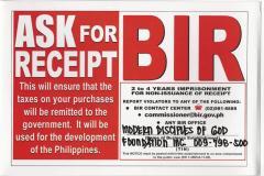 Permits & Certificates
